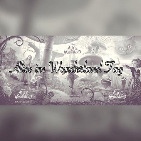 Alice im Wunderland-Tag